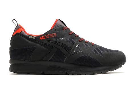 Asics Gell Lyte V Tex asics gel lyte v tex black sneaker bar detroit