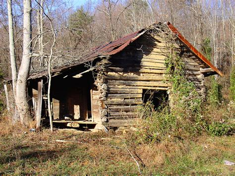 Tiny House Finder old log cabin on clinch mountain color john duford flickr
