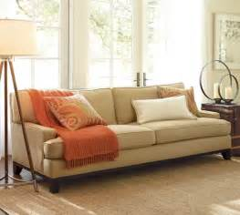 seabury upholstered sofa pottery barn