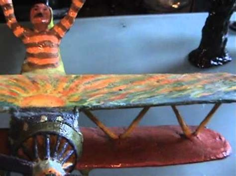 How To Make A Paper Mache Airplane - mike s papier mache airplanes