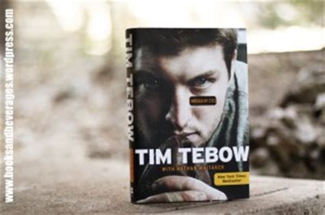 tim tebow through my book report tim tebow quotes about quotesgram