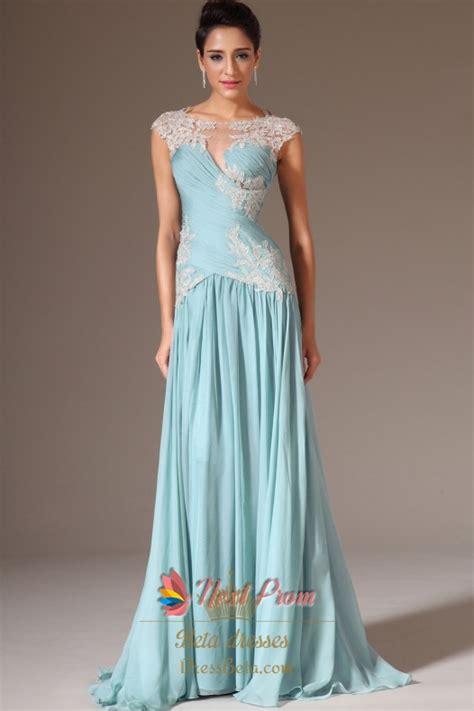 light blue evening dress cap sleeve light blue casual prom dresses light blue