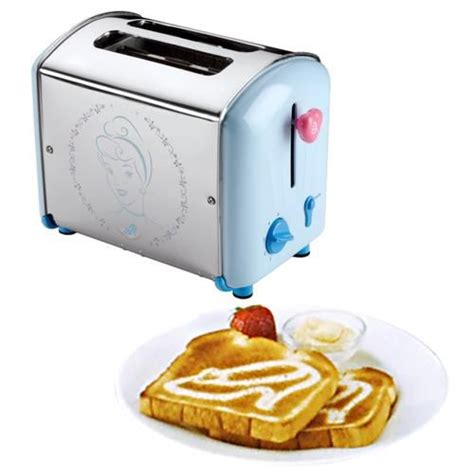 disney kitchen appliances disney cinderella s musical 2 slice toaster appliances