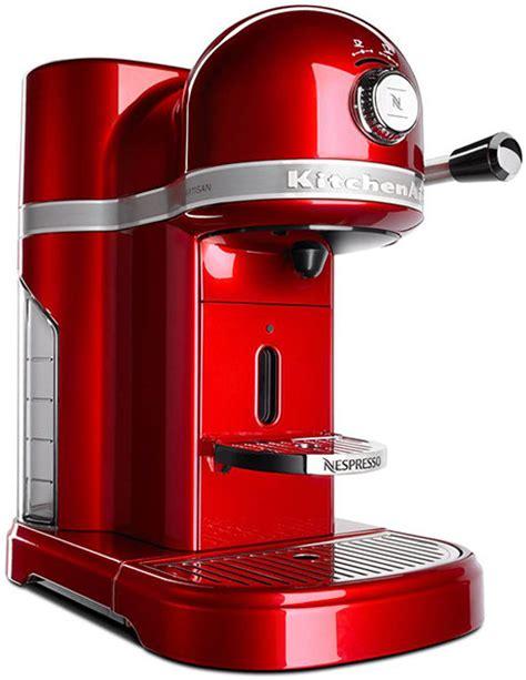 Kapsu?kowy ekspres KitchenAid Nespresso :: AGDLab.pl