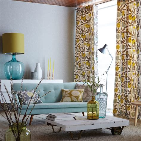 scion curtain fabric quot totak quot wallpaper quot cedar quot curtain fabric levande