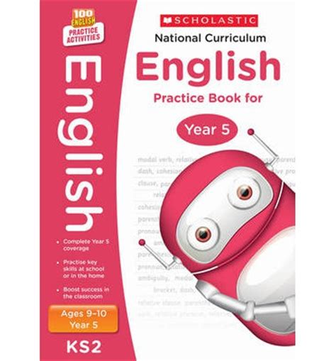 libro national 5 english practice national curriculum english practice book for year 5 scholastic 9781407128986