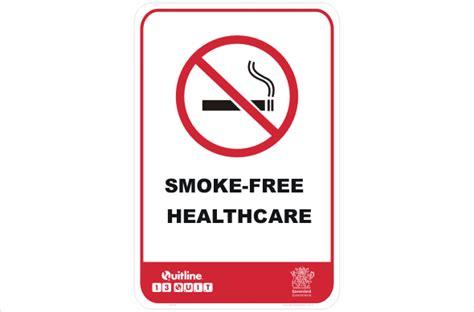 no smoking signs queensland qld no smoking penalties may apply