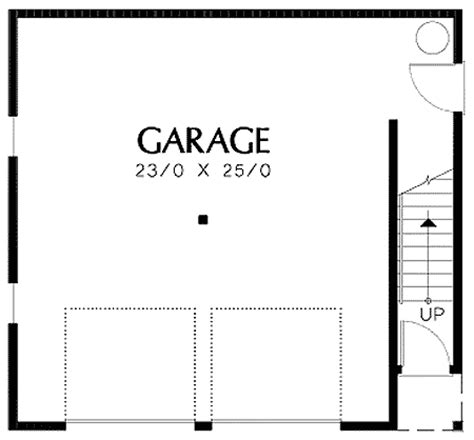 garage floor plans with apartments above architectural designs