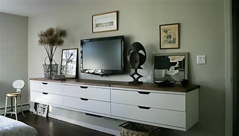 Shelf For Tv On Top Of Dresser by Studio Loft Explorations In Storage Chezerbey