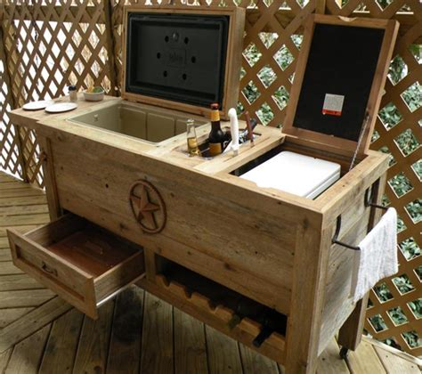 backyard cooler outdoor rustic coolers website your home for classic quality outdoor coolers
