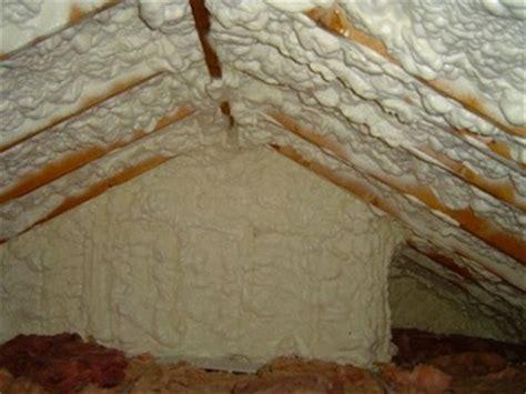 4 Pitfalls of Spray Foam Insulation