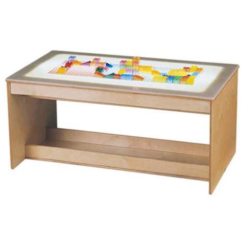 light table light table jonti craft heirloom wooden toys
