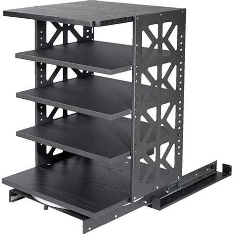 Rotating Rack raxxess strotr 30 steel rotating rack system strotr 30 b h photo