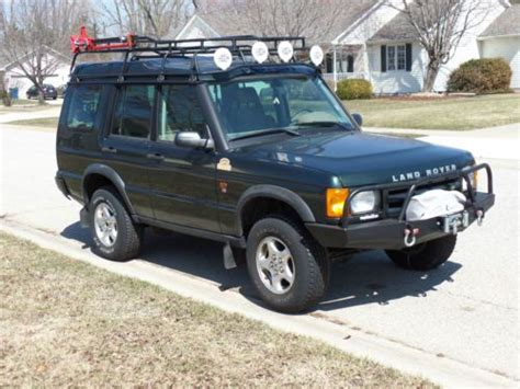 download car manuals 2000 land rover discovery series ii interior lighting service manual 2000 land rover discovery series ii front bumper cover purchase used 2000