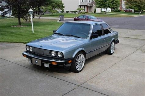 1985 Bmw 318i by Purchase Used 1985 Bmw 318i Base Coupe 2 Door 1 8l In