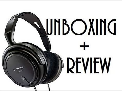 Headset Philips Shp2000 headphone philips shp2000 unbox e opini 227 o