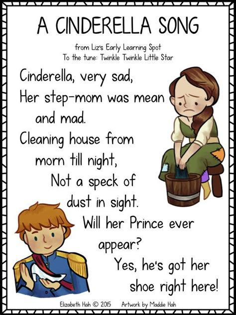 theme song cinderella how to make awesomely effective literacy bags twinkle