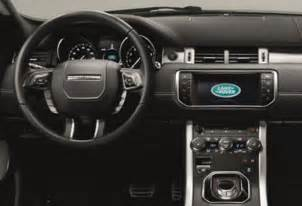 range rover evoque pictures interior