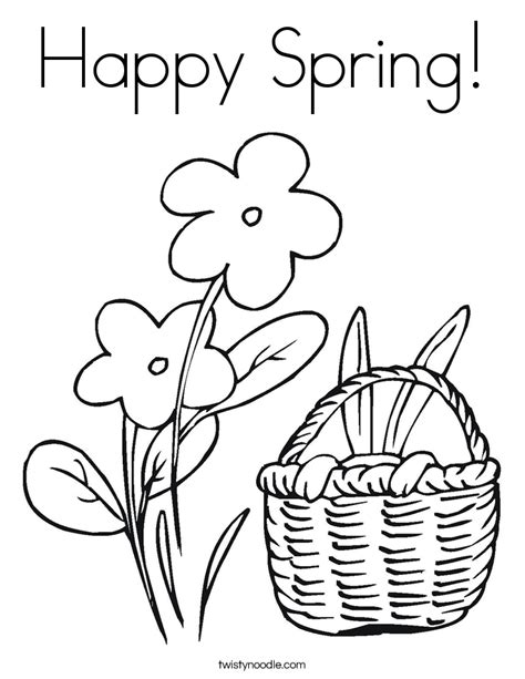 spring house coloring pages cute spring coloring pages coloring home