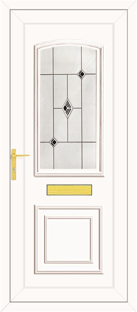 Black Upvc Front Door Roosevelt One Black Fusion Resin Sandblast Upvc Front Door