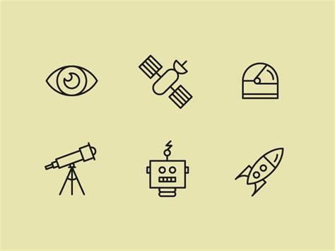 similar to designspiration net space exploration icons http designspiration net image