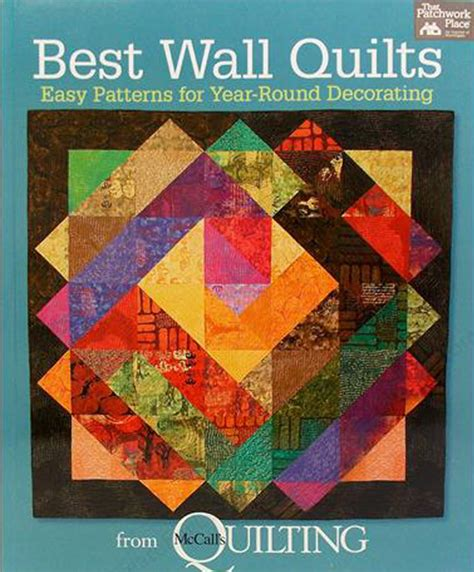 Best Quilting Blogs by Comment To Win Quot Best Wall Quilts From Mccall S Quilting