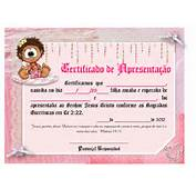 Aline Mam&227e Arteira AMA Artesanatos Certificado De Apresenta&231&227o