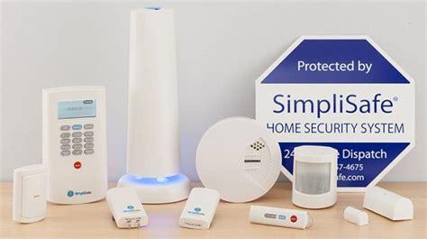 slideshow simplisafe home security system