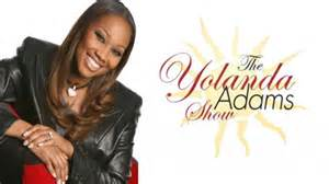 yolanda adams promotes healthy living on the rachael ray gospel queen yolanda adams returns to radio beginning oct 3