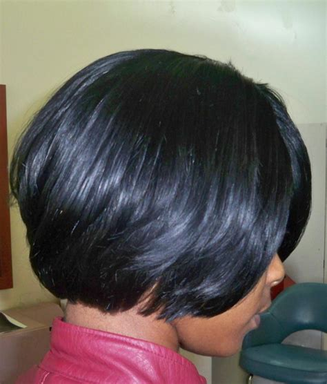 american bob hair weave styles weave bob hairstyles for black women short hair