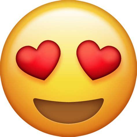 heart eyes iphone emoji icon  jpg  ai