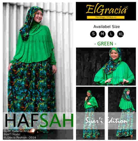Dress Muslim Hafsah Dress supplier baju murah hairstylegalleries