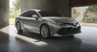 Toyota Camry Hybrid Mpg 2018 Toyota Camry Hybrid Could Hit 50 Mpg In The City