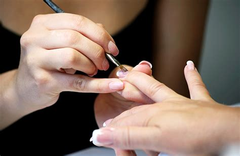 Acrylic Nail Salon by Acrylic Nails Can Look However You Want Them To