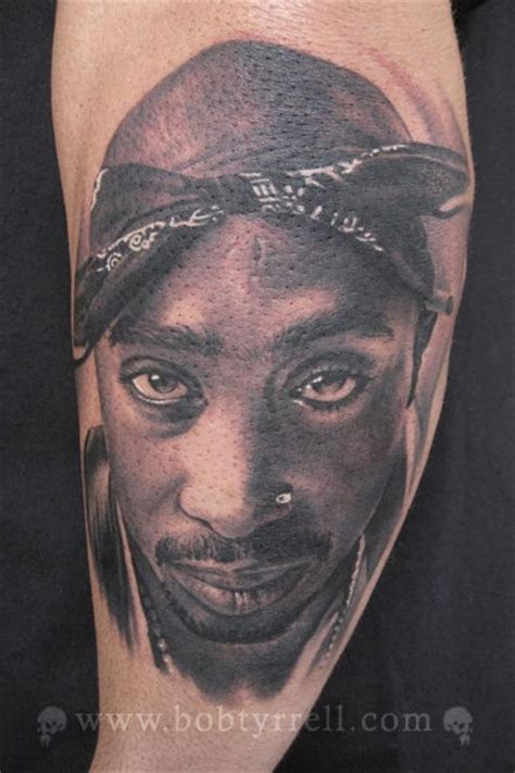 tattoo blog 187 tupac tattoo