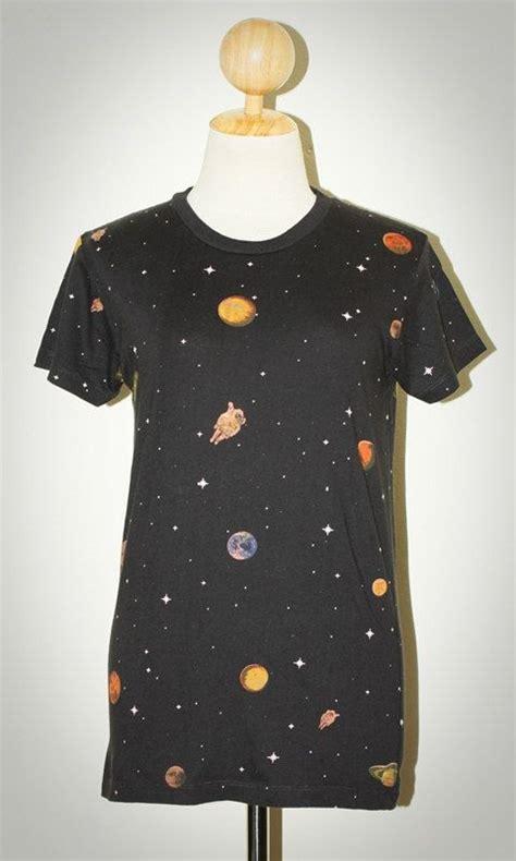unisex galaxy universe pattern t shirt star cluster universe charcoal black rock pop unisex t