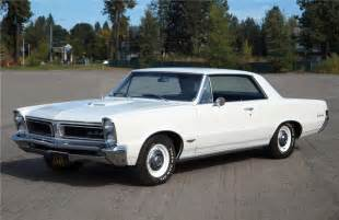 Pontiac Gto 1965 1965 Pontiac Gto 2 Door Hardtop 161397