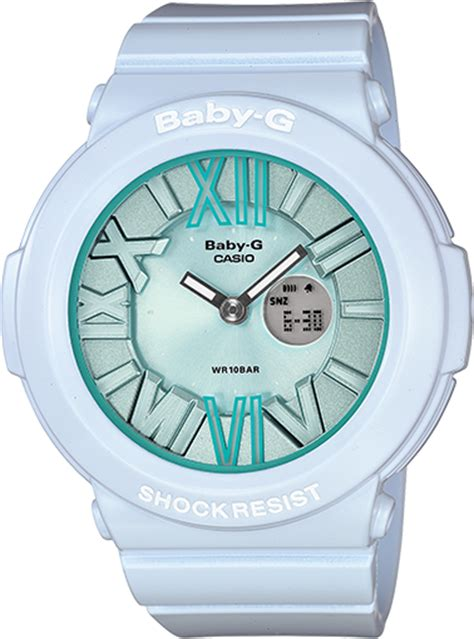 Baby G Casio Dg 120 Blue bga161 2b baby g blue womens watches casio baby g