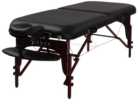 massage bench sierra comfort premium portable massage table sc 1005 mf