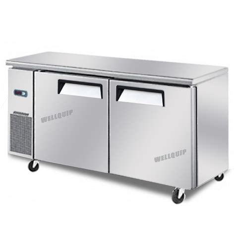 bench freezer buy commercial 2 door commercial kitchen working bench
