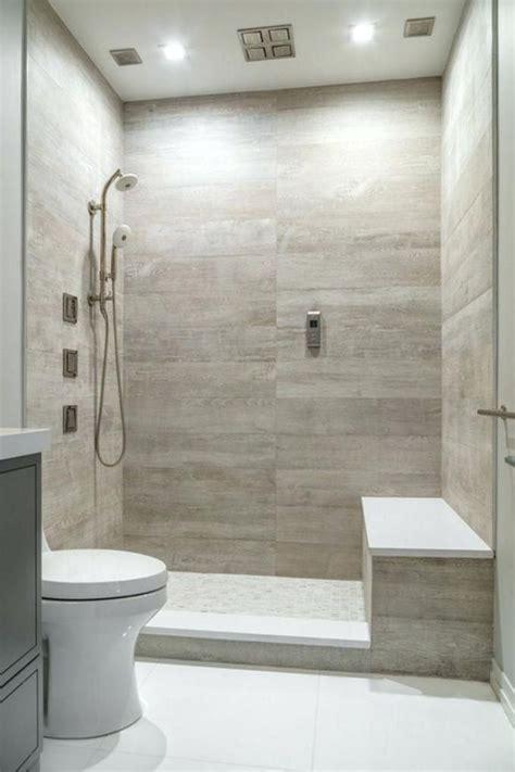 image result  large tiles shower horizontal niche