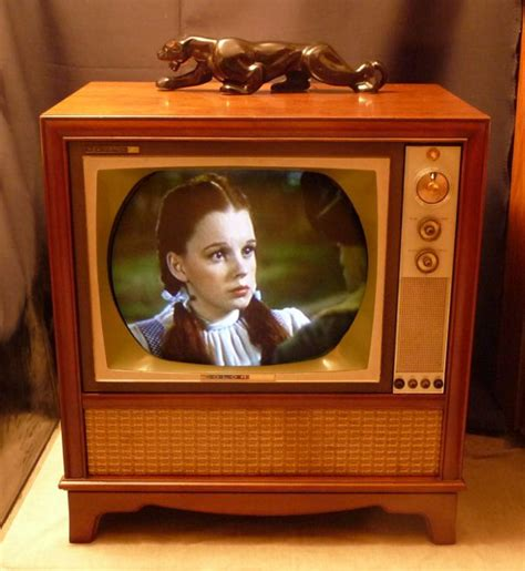 when was color invented 17 best images about mcs 222 television history on