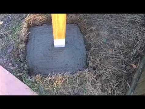 how to install security light how to install an led security light post concrete