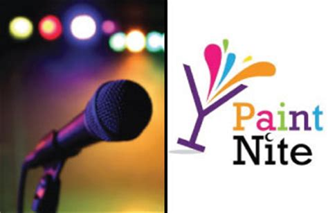 paint nite york events paint nite karaoke with dj on demand 11 27 13