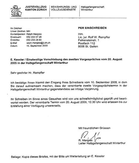 Rekurs Brief Schreiben Sch 228 Chtprozess Politische Justizwillk 252 R Gef 228 Ngnisvollzug