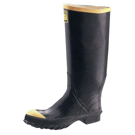rubber boot price ranger 2141 steel toe 16 inch rubber safety boot r2141