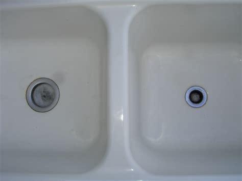 porcelain over cast iron sink porcelain over cast iron double basin sink