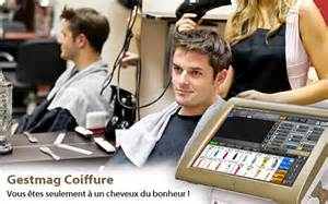 logiciel de caisse enregistreuse salon de coiffure gestmag