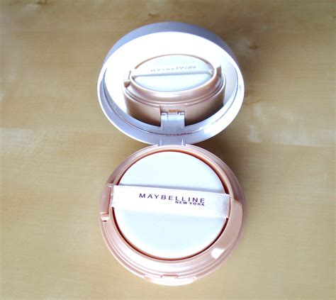 Maybelline Air Cushion new in maybelline cushion foundation review