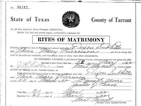 Yuma County Marriage Records Arizona Marriage Certificate